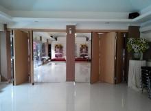 variasi penggunaan pintu lipat