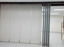 mengenal jenis pintu lipat dan partisi geser dalam sebuah ruangan